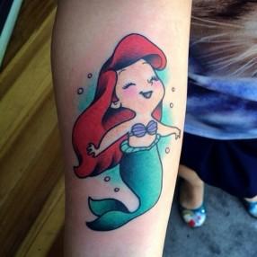Mejores-tatuajes-con-personajes-y-cosas-de-Disney-25
