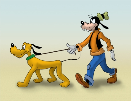 the_goofy_and_pluto_conundrum_by_andydiehl-d4xdv1h