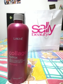 oxigenta LAKME COLLAGE hydrox